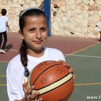 فعاليات كرة السلة بمدرسة الصديق