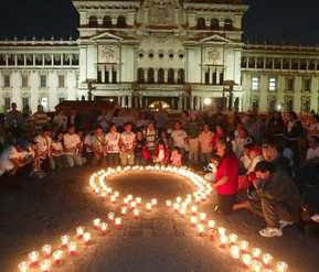 Guatemala: over 2000 children and teens infected with AIDS
