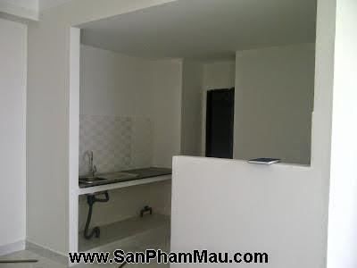 Thi công nội thất đồ gỗ căn hộ-3