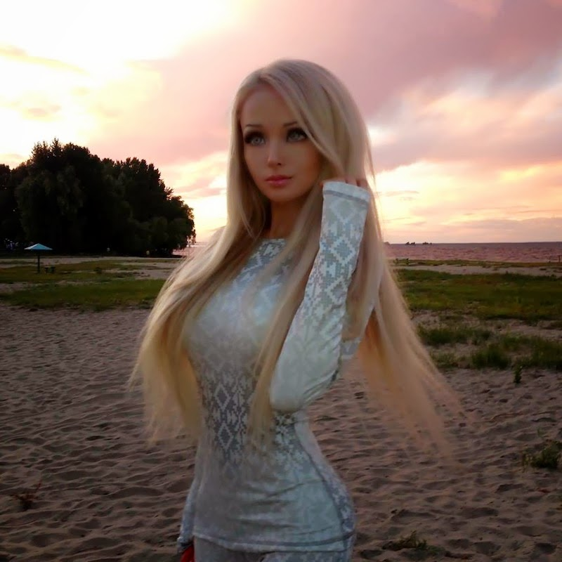 Real Life Barbie Doll 22