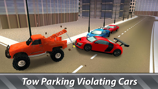 Tow Truck City Driving  screenshots 10