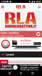 Radio LineAttiva- screenshot thumbnail
