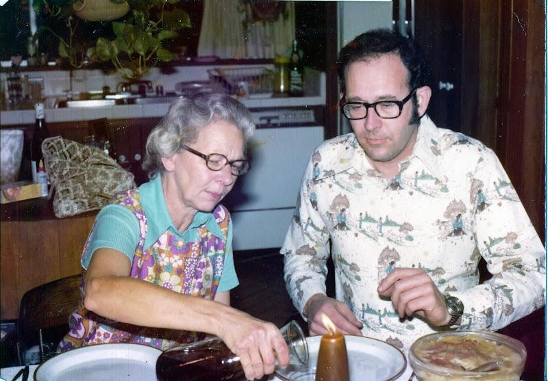 Dorothe and Bob Caldwell
