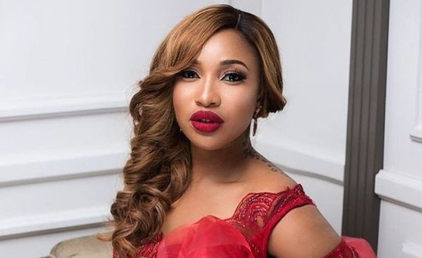 Tonto Dikeh Reacts To Pregnancy Rumour