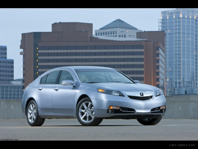 2012 acura tl sedan specifications pictures prices. Black Bedroom Furniture Sets. Home Design Ideas