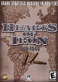 Hearts of Iron - Review-Cheats By Jimmy Vails