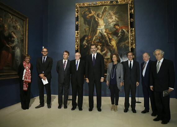 Inaugurado el Museo Carlos de Amberes Madrid