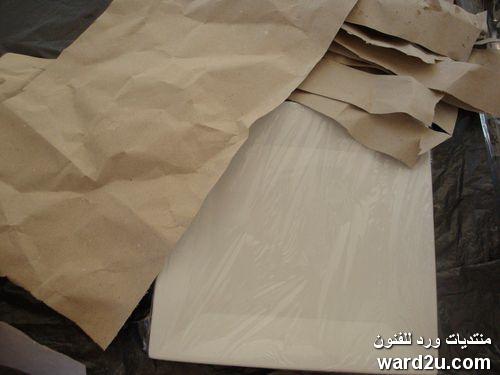 اصنع اطار صورتك من الورق