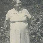Leila Virginia Gleaves Wife of Wm Mckinley Gleaves