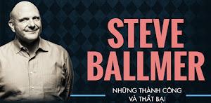 [Infographic] Steve Ballmer những thành công và thất bại