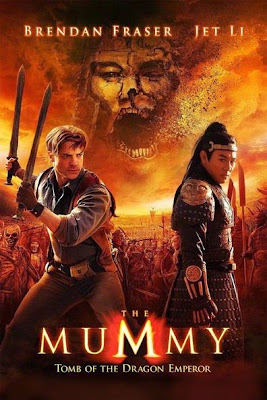 The Mummy: Tomb of the Dragon Emperor (2008) BluRay 720p HD Watch Online, Download Full Movie For Free