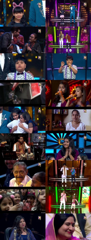 Screenshots Of Hindi Show Superstar Singer 8th September 2019 Episode 22 300MB 480P HD