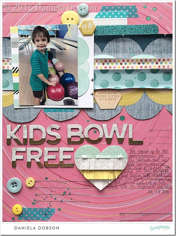Kids bowl free by Daniela Dobson