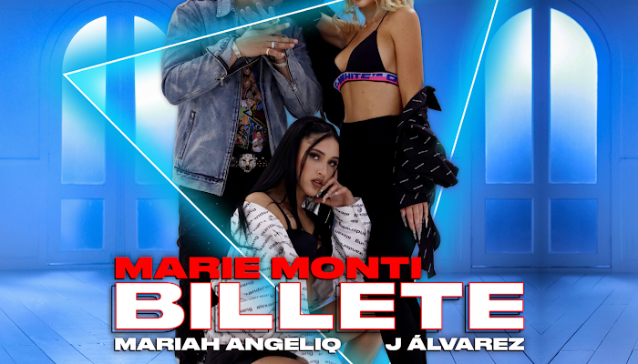 Marie Monti vuelve al ataque de la mano de Mariah Angeliq y J Alvarez