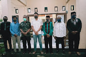 Kapolsek Baru Sawerigadi Gelar Buka Puasa Bersama Dengan Camat dan Para Kepala Desa