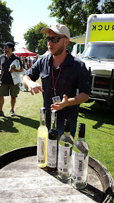 Glaser Distillery at Bite of Oregon 2014