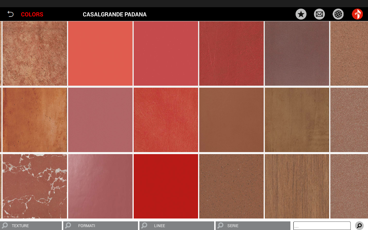 Casalgrande Padana Colors- screenshot