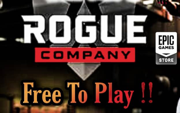 Top 5 free to play games, rogue company free to play