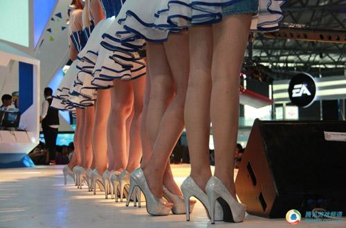 Chiêm ngưỡng dàn chân dài miên man tại Chinajoy 2012 10