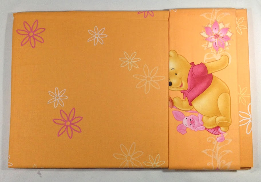 Lenzuola Winnie The Pooh.Lenzuola Disney Shopping Acquea