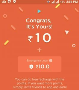 Get Rs 20 free Recharge With Trueballance App ::  - Useful tRicKs