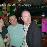 Geneva Irish Pubs 2001
