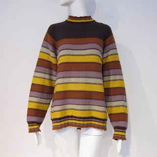 Dries Van Noten Mock Neck Sweater