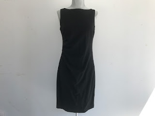 Burberry London Black Dress