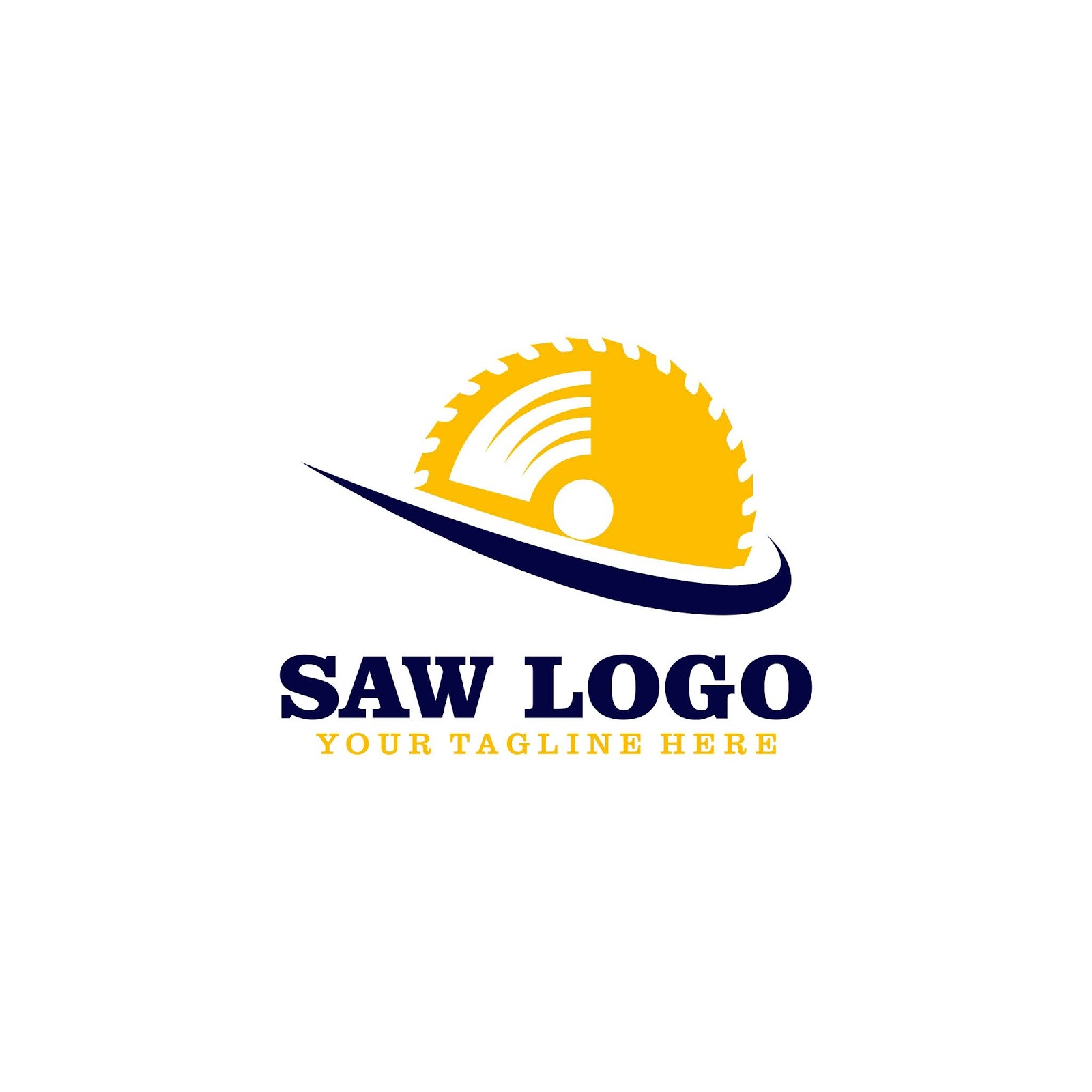 Saw Logo Free Download Vector CDR, AI, EPS and PNG Formats