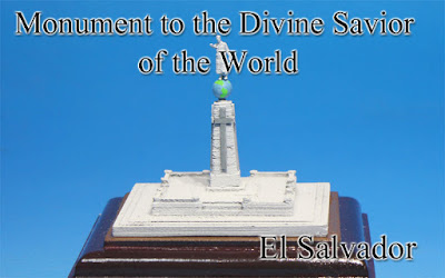 Monument to the Divine Savior of the World -El Salvador-