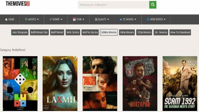 Moviesflix 2021: Download Latest HD Hollywood, Bollywood, Tamil Movies