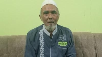 FPI Bubar, KH Hasan Agil Sebut Gerakan Mereka Mirip PKI.