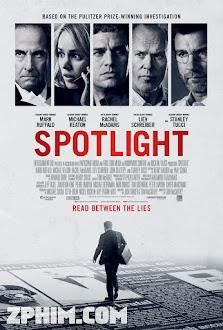 Tiêu Điểm - Spotlight (2015) Poster