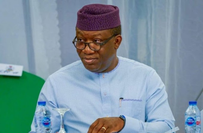 Just In: Ekiti To Reopen Schools, Churches & Mosques As Governor Fayemi Gives Conditions