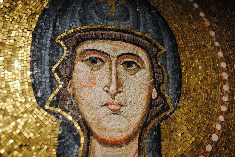 My Photos: Italy -- Mosaics -- Bologna -- Medieval Museum