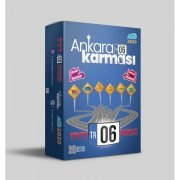 Ankara Karması TYT Tamamı Video Çözümlü 06 Deneme Seti