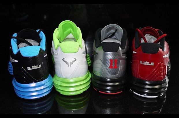 Nike Lunar TR1 PEs 8211 LeBron Nadal Fitzgerald 8211 New Pics ...