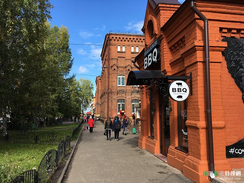 俄羅斯西伯利亞鐵路紀行第17-18天:托木斯克市區觀光結束 30小時火車前往下個城市