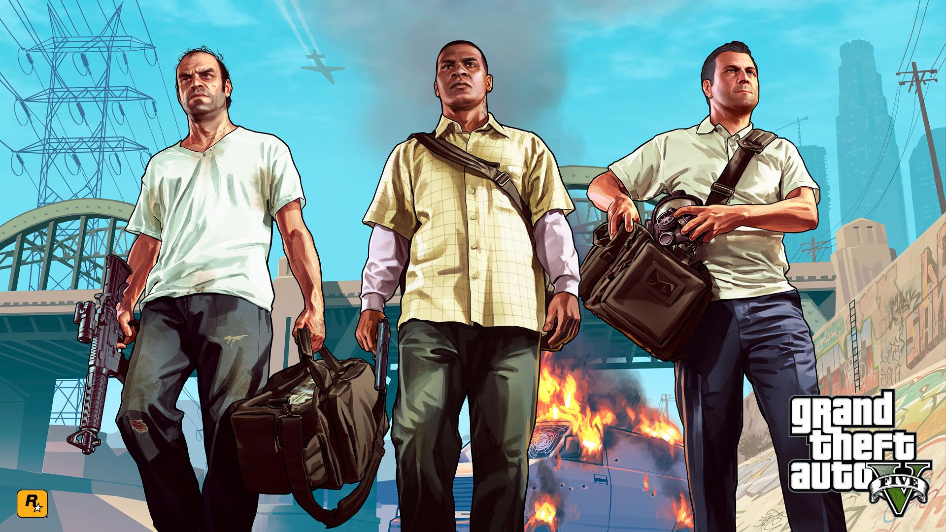 GTA Online là phần chơi trực tuyến của GTA 5 - Ảnh 22