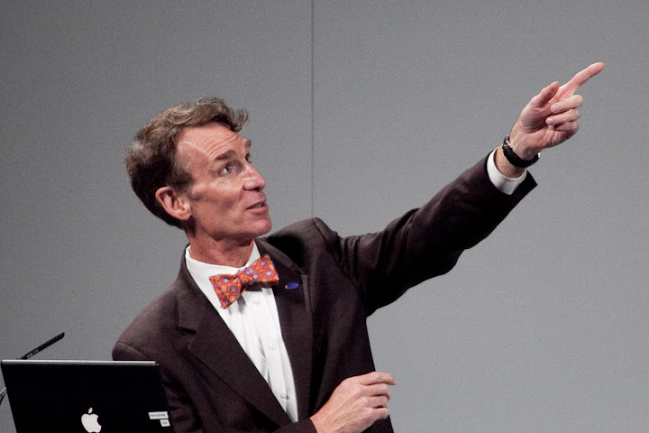 Bill Nye wants science guys put in jail