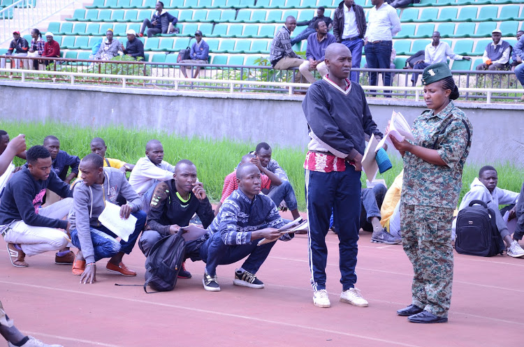 NYS five-day recruitment ends, targets 10,000 youths