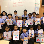 Frenchastic Week by Grade 1 at Witty Kids, Chikoowadi (2018-19)