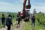 Di Binjai, Gerombolan Begundal Serang Pekerja Pembuat Tapal Batas Tanah