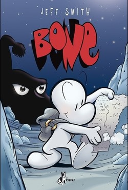 BONE (a colori) di Jeff Smith