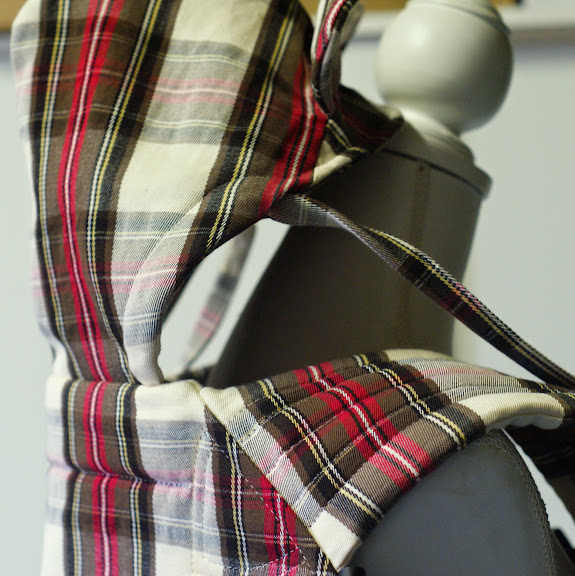 Oscha Stewart Tartan - Wrapconversion SSC by MamaMerel
