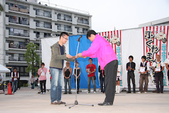 Photo: ダメじゃん小出(ローズナード霞商店街賞)