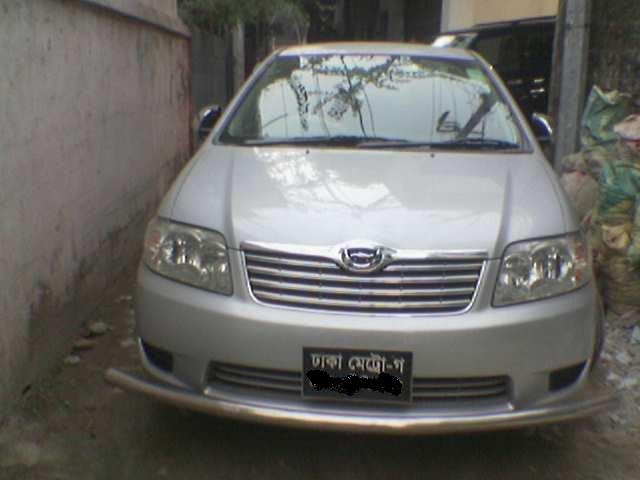 Bangladesh Car Price Toyota