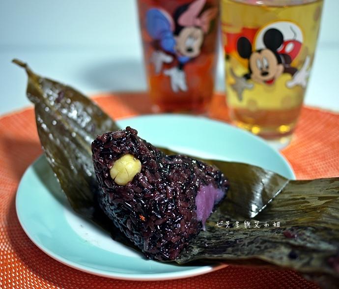 11 新東陽小湘粽 紫米 八寶甜粽 雪藏綠豆糕
