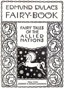 Cover of Edmund Dulac's Book Edmund Dulacs Fairy Book