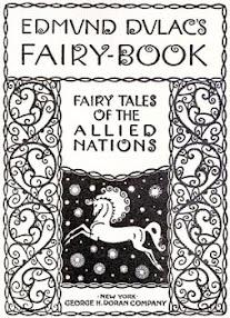 Cover of Edmund Dulac's Book Edmund Dulacs Fairy Book